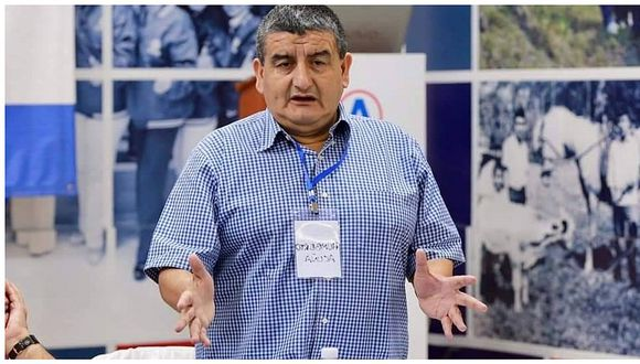 Humberto Acuña es investigado por colusión agravada y cohecho pasivo propio (GEC).