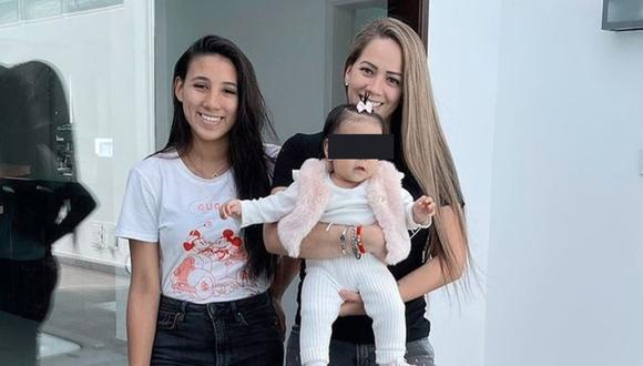 Melissa Klug y Jesús Barco tienen planes de tener un hijo. (Foto: @sam_lobaton_klug).