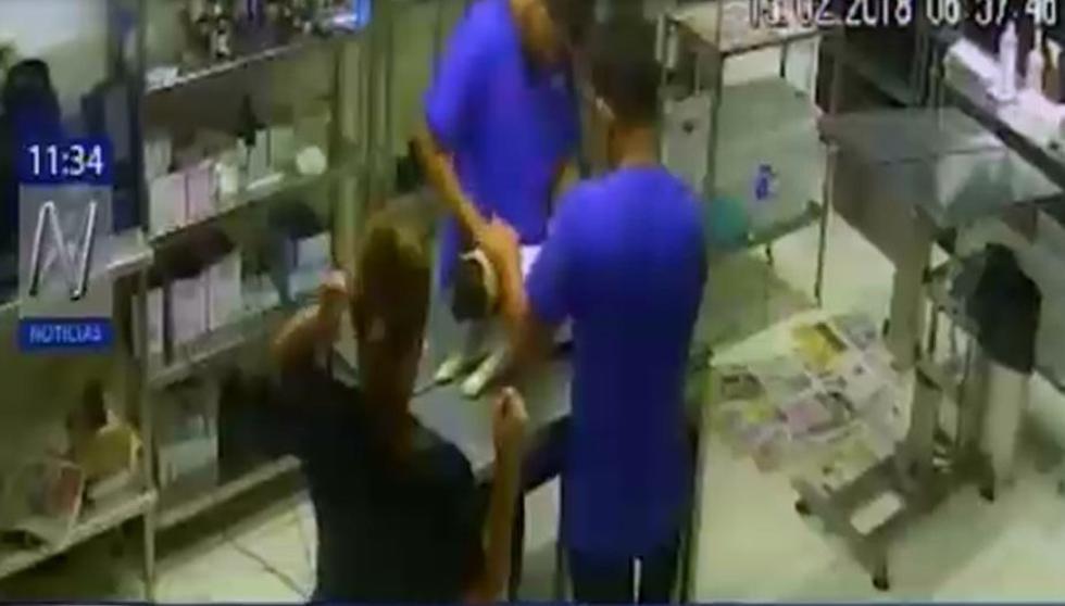 San Juan de Lurigancho: Denuncian presunta negligencia médica tras muerte de perrita. (AméricaTelevisión)