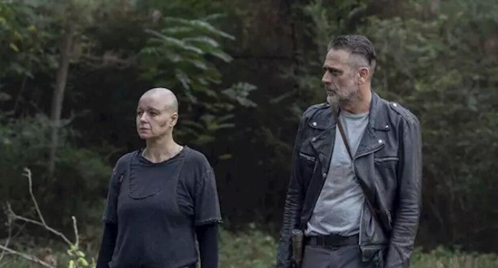 """""""The Walking Dead"""": programa es afectado por pandemia de coronavirus. (Foro: AMC)"""