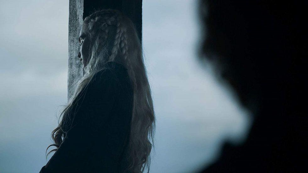 ¿Daenerys se convertirá en la 'Reina loca'? (Foto: HBO)
