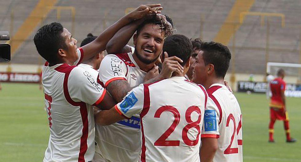 Universitario venció 2-1 a Deportivo Municipal con gol a último minuto del 'Pana' Tejada. (USI)