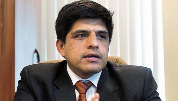 """Juan Carrasco, fiscal de Chiclayo: """"Esta no será la única acusación"""". (Perú21)"""
