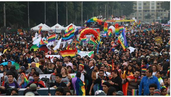 Marcha del Orgullo LGTBI en 2019, una población que ahora miran las empresas (GEC).