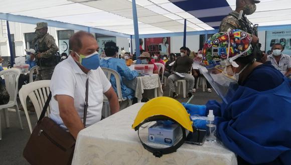Lambayeque: el Plan Tayta está dirigido a las personas vulnerables a la pandemia. (Foto: Gore Lambayeque)
