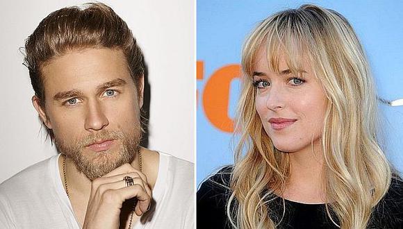 Charlie Hunnam y Dakota Jonhson protagonizarán la película. (Internet)