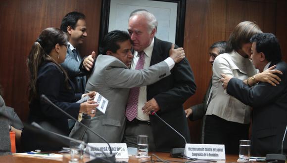 A las justas. Por solo un voto el acciopopulista se impuso a Tait. (Martín Pauca)