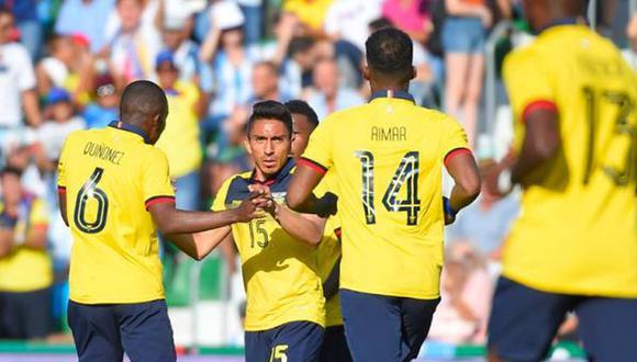 Ecuador recibiría a Uruguay con gente en el estadio. (Foto: AFP)