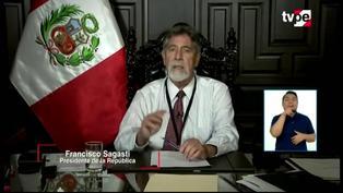 Gobierno dispone cuarentena total en 10 regiones, entre ellas Lima y Callao