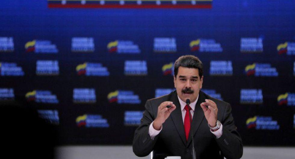 Nicolás Maduro puso en marcha el pasado 20 de agosto un programa frente a la aguda crisis económica de Venezuela.   Foto: Twitter / @NicolásMaduro
