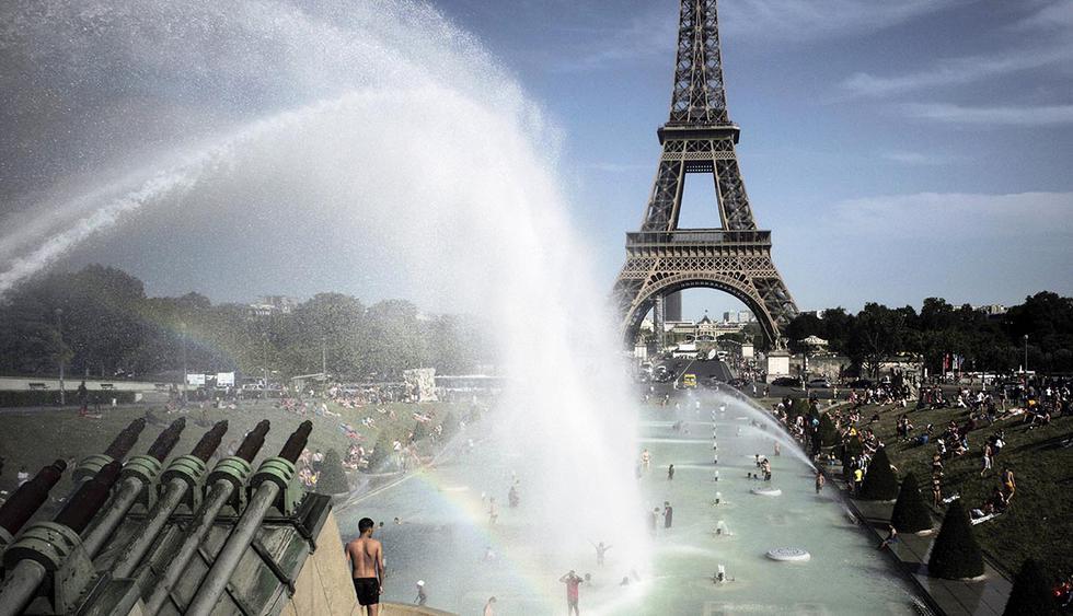 Europa se prepara para recibir una potente ola de calor. (Foto: AP)