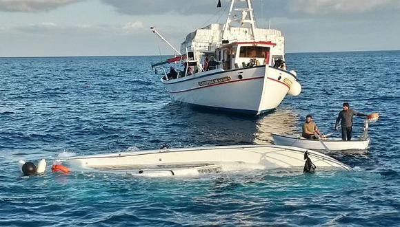 Grecia: Mueren 22 inmigrantes por naufragio en mar Egeo. (AP)