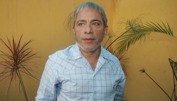 Roberto Moll tuvo una neumonía. (USI)