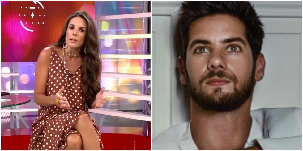 "Rebeca Escribens sobre entrevista que dará Andrés Wiese: ""Es un tema que a mí no me interesa"""