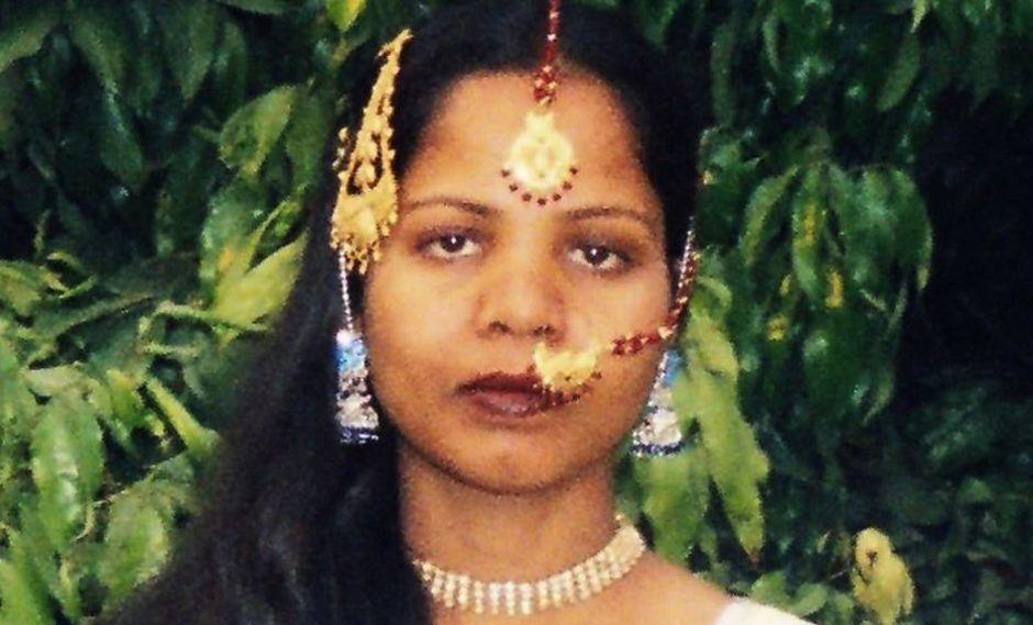 Asia Bibi, la cristiana absuelta de una pena de muerte por blasfemia, partió de Pakistán. (EFE)