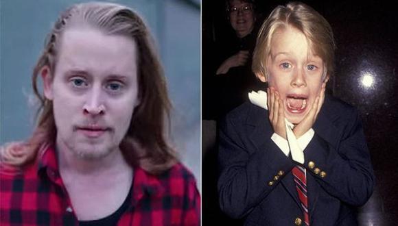 Comó sería el personaje de Macaulay Culkin de adulto (YouTube Jack Dishel / Getty Images)
