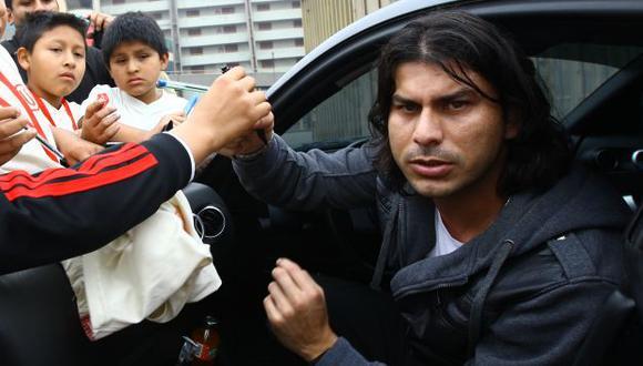 El guaraní le advirtió a Guinea que iría hasta la FIFA para que resuelva su caso. (USI)