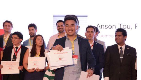 Anson Tou, el peruano galardonado por el MIT de Estados Unidos por este gran invento. (Difusión)