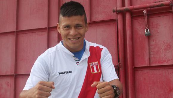 Rojas se mostró contento por su llamado a la selección. (Carlos Lara Porras)