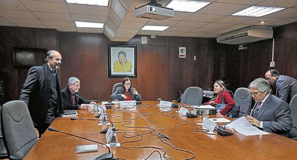 Comisión Lava Jato (USI)