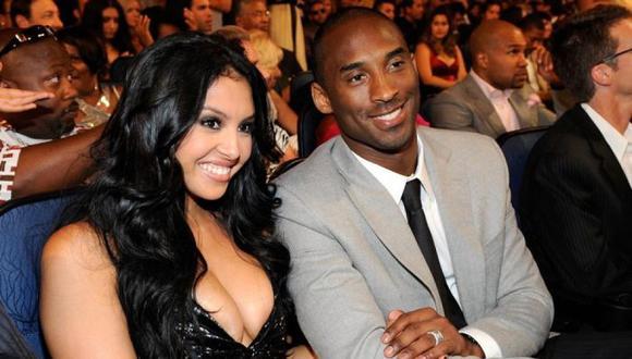 Vanessa siempre estuvo al lado de su adorado Kobe Bryant. (Foto: Instagram Vanessa Bryant)