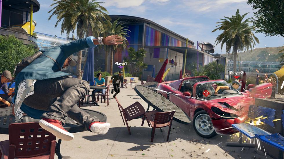 Podrás descargar 'Watch Dogs 2' para PC durante el evento de Ubisoft Forward.