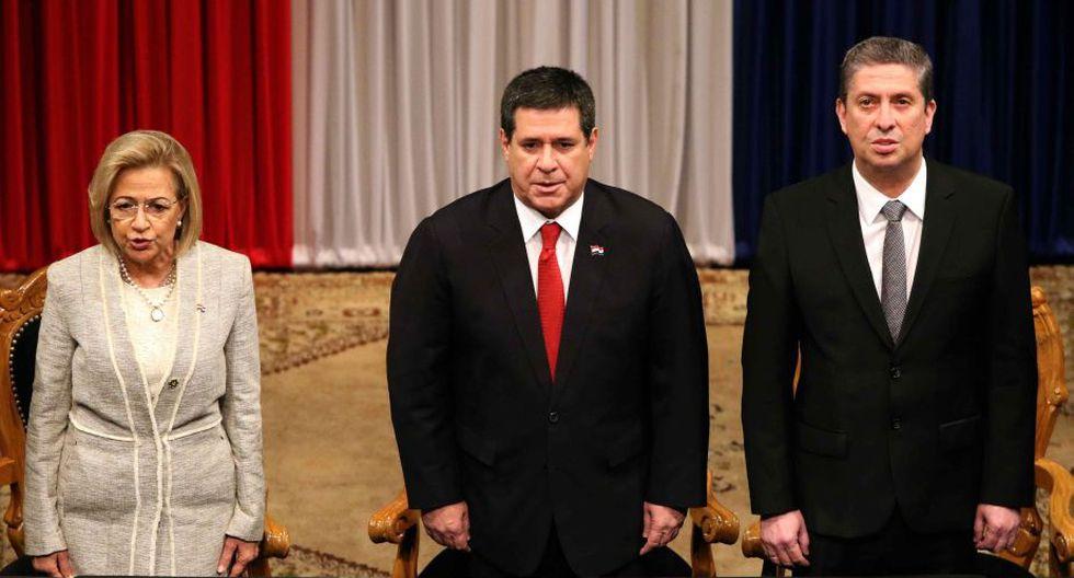 Horacio Cartes renunció a la presidencia de Paraguay. (EFE)