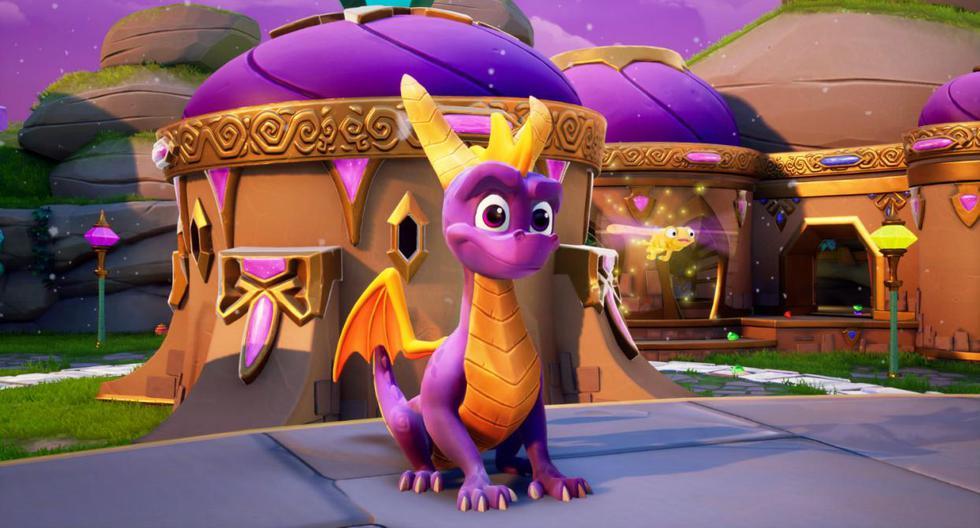 Los tres títulos que llegarán en Spyro Reignited Trilogy son Spyro, the Dragon, Spyro, 2: Ripto's Rage!, y Spyro: Year of the Dragon.
