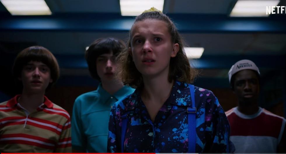 """Nueva temporada de """"Stranger Things"""" se estrenará este 4 de junio en Netflix. (Captura de pantalla)"""