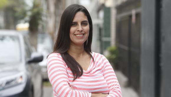 """Mariana Alegre: """"Castañeda no siguió la  reforma del transporte"""". (GEC)"""