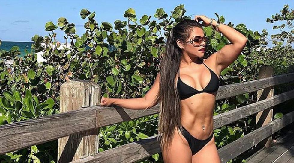 Yossety Hurtado se luce en Miami con estas fotos bajo el sol. (Instagram/JossetyHurtado)