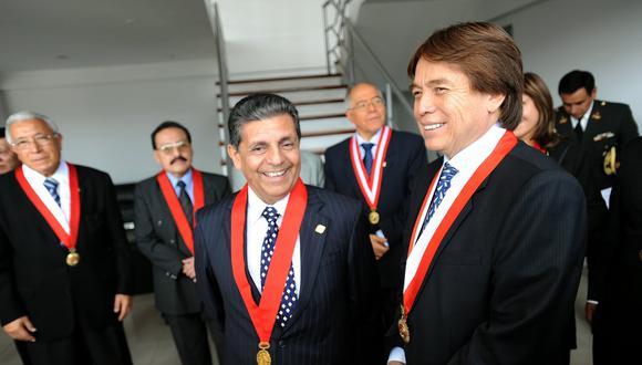 Daniel Peirano es protagonista de un audio con Walter Ríos. (Difusión)