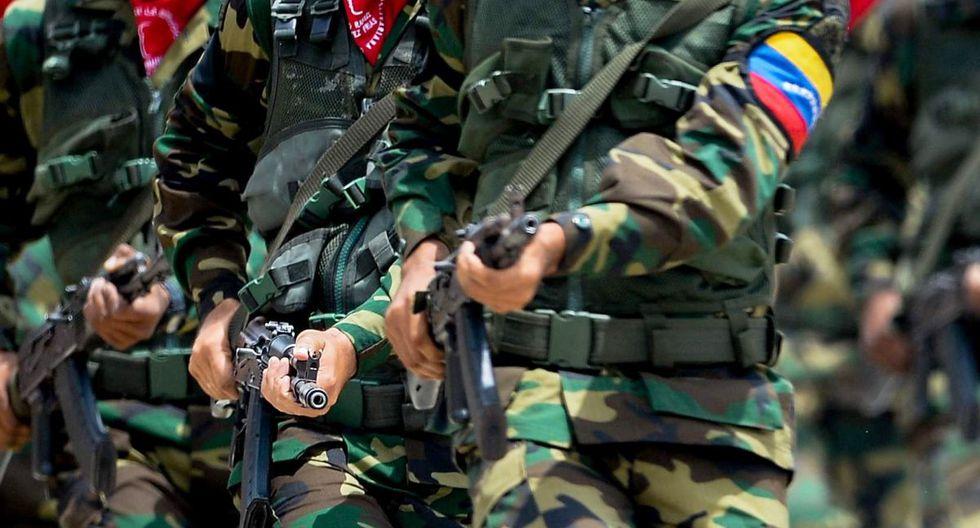 Venezuela pide a Brasil la entrega de cinco militares localizados en la frontera. (AFP)