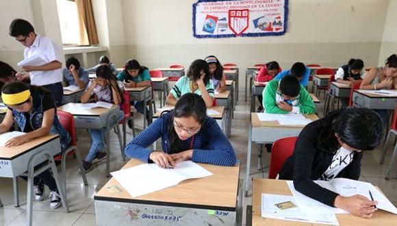 Los Colegios de Alto Rendimiento (COAR) buscan brindar educación bajo un estándar más elevado de calidad. (Foto referencial: Minedu)