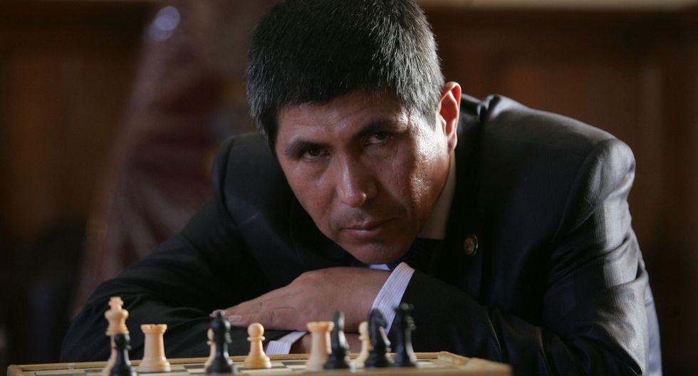 Julio Granda es una leyenda del ajedrez nacional y suma varios logros en nombre del Perú. (USI)