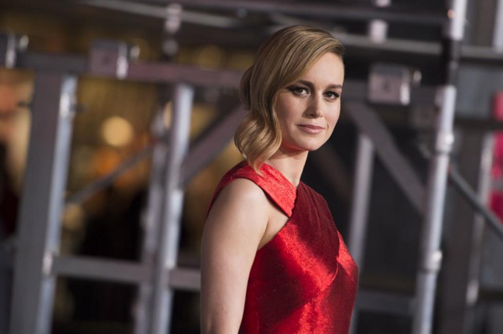 Brie Larson protagonizará una serie dramática de Apple (Foto: AFP)