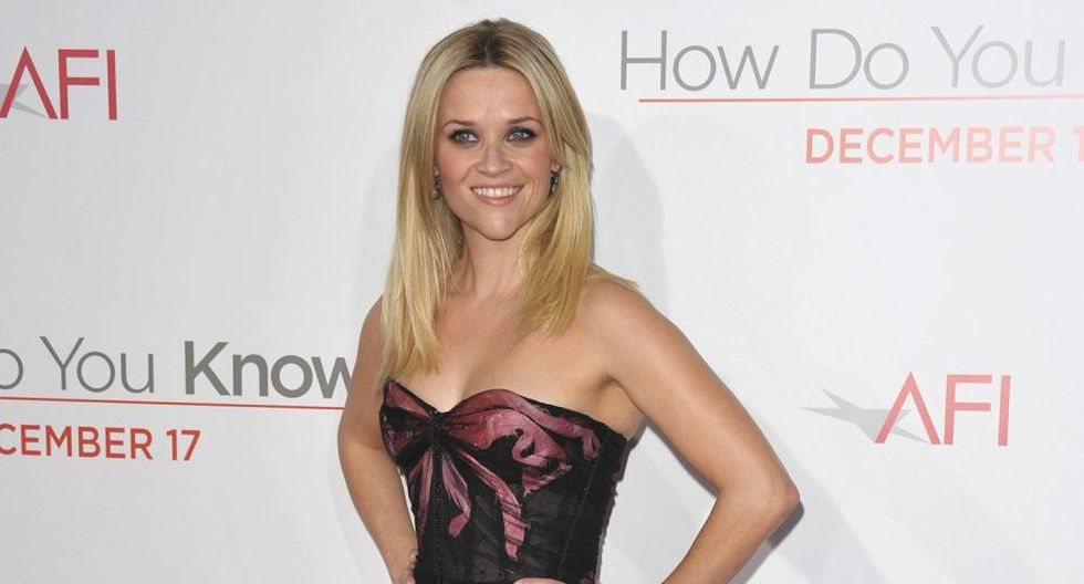 Reese Witherspoon, con US$15 millones (popsugar.com).