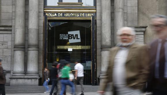 El índice S&P/BVL Perú Selectivo, donde se cotizan las acciones de mayor liquidez y capitalización, perdía un -0.45%. (Foto: GEC)