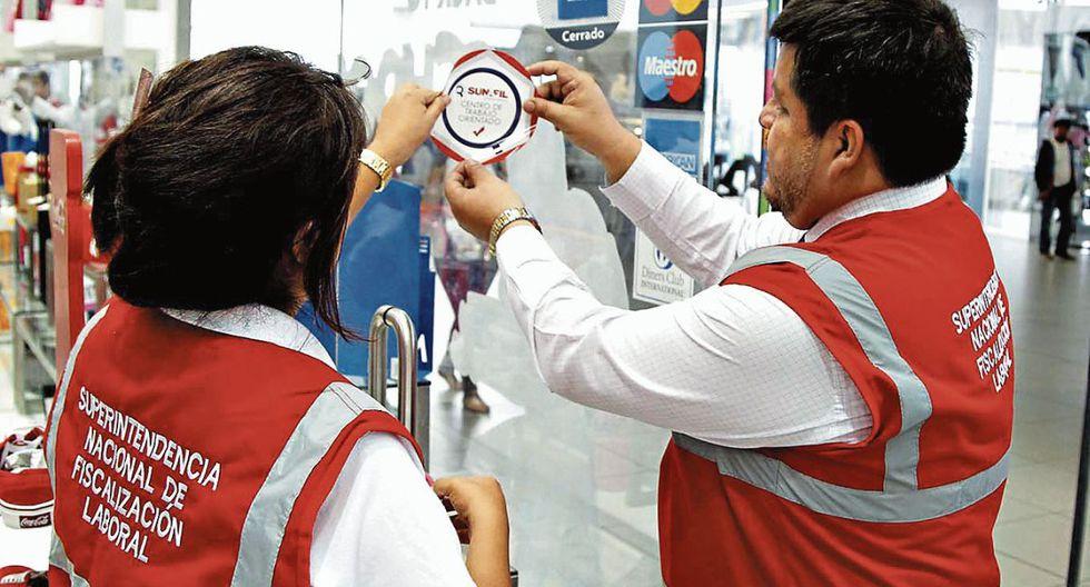 Sunafil emplea herramientas virtuales para fiscalizar, durante la emergencia. (Foto: GEC)
