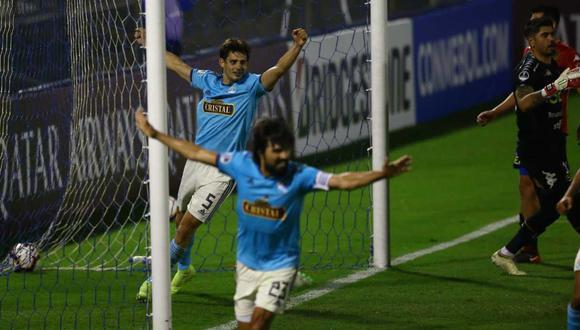 Sporting Cristal se metió entre los 16 mejores de la Copa Sudamericana. (Foto: Giancarlo Ávila)