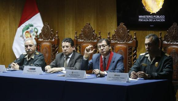 Jueces que liberaron a 41 sujetos están en la mira de la OCMA. (Atoq Ramón)