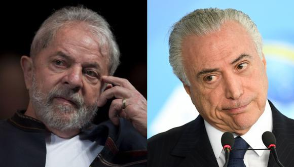 Lula cumple desde abril de 2018 una condena de 12 años de cárcel por corrupción pasiva y lavado de dinero, en una sede policial de la ciudad de Curitiba, en el sur de Brasil. (Foto: AFP)