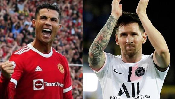 CR7 y Messi son los jugadores que más ganancias tendrán esta temporada.