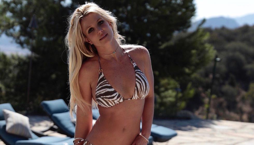 La cantante deslumbró en sus redes con sus fotos más sexys. (Foto: @britneyspears)
