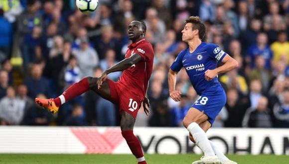 Liverpool vs. Chelsea: chocan por el título de la Supercopa de Europa. (Foto: AFP)