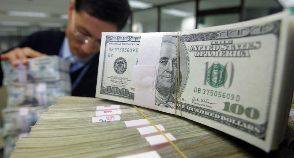 El tipo de cambio cerró con una caída marginal de 0.03%. (Foto: Reuters)