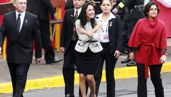 Partidos no se quedarán de brazos cruzados ante nuevo cargo de Nadine Heredia. (USI)