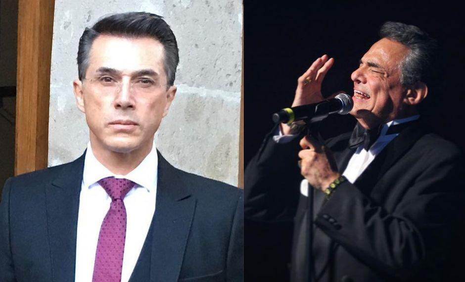 Sergio Mayer sobre acusaciones de cobrar regalías de José José (Foto:Instagram)