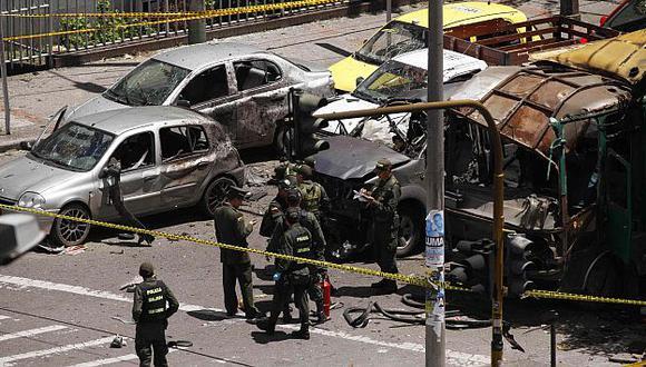 El atentado se cobró la vida de dos personas. (Reuters)
