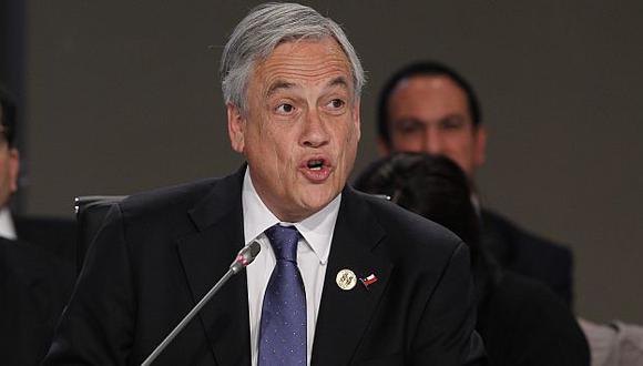 Sebastián Piñera no planea volver a tentar el sillón presidencial. (AFP)